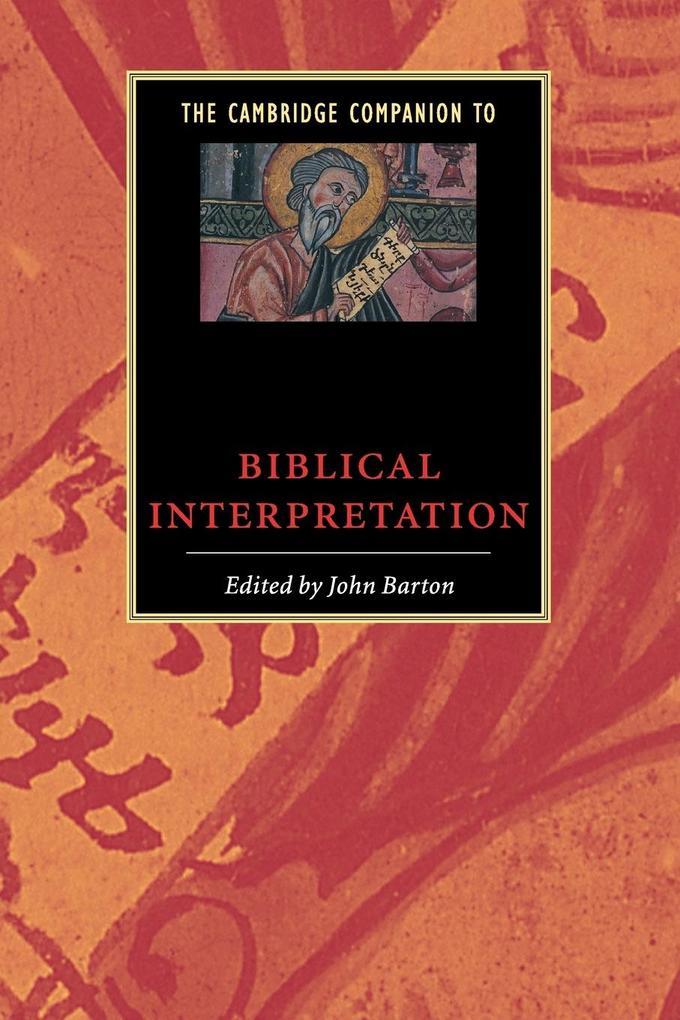 Cambridge Companions to Religion als Buch
