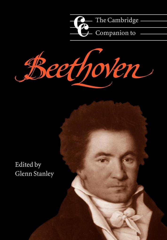 The Cambridge Companion to Beethoven als Buch