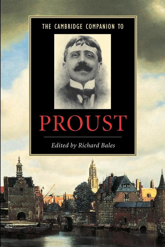 Cambridge Companion to Proust als Buch