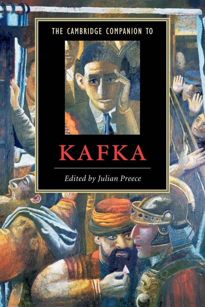 The Cambridge Companion to Kafka als Buch