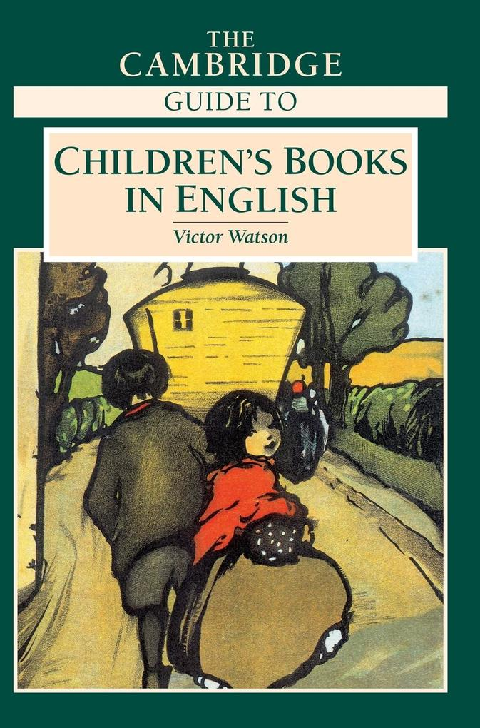 Cambridge Guide to Children's Books in English als Buch