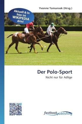 Der Polo-Sport als Buch von