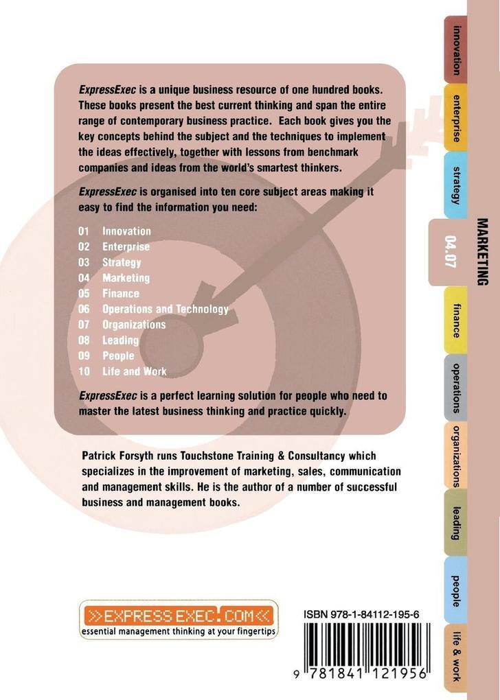 Channel Management: Marketing 04.07 als Buch