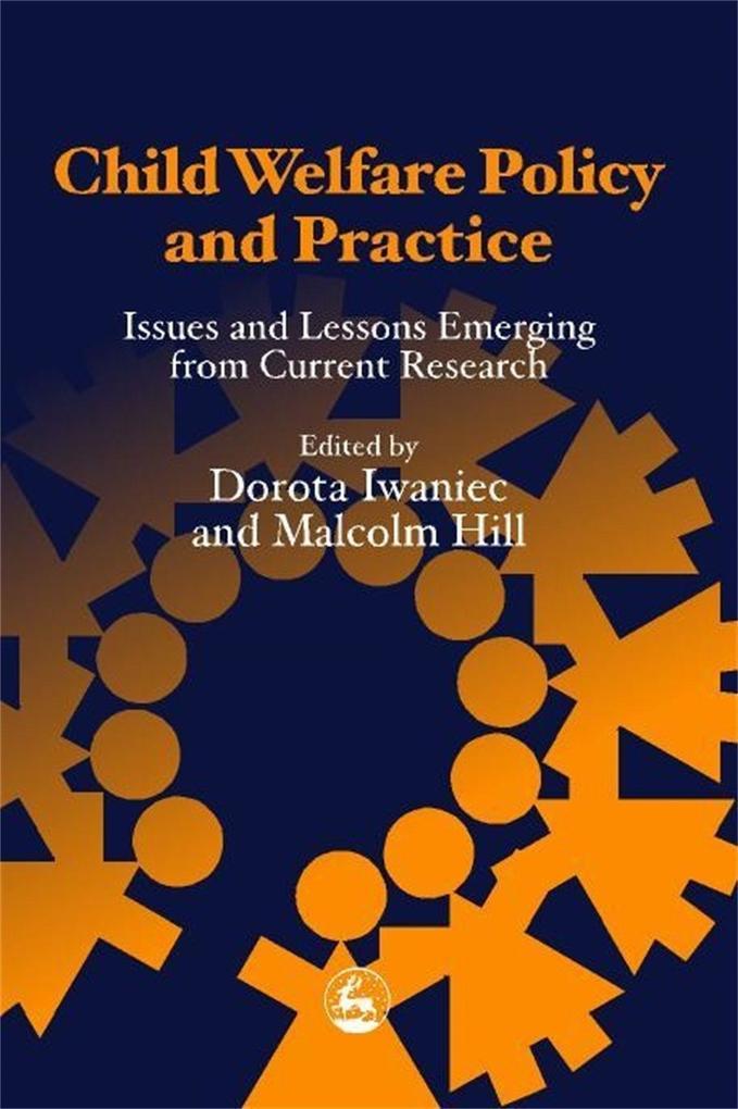 Child Welfare Policy and Practice als Taschenbuch