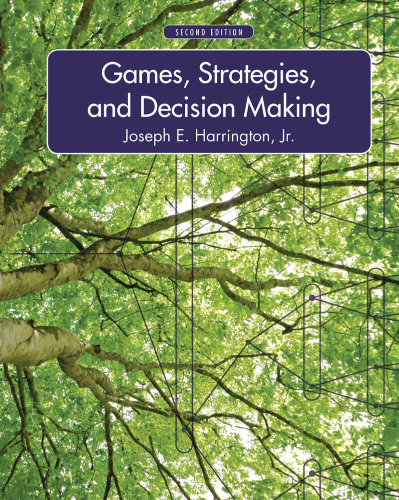 Games, Strategies, and Decision Making als Buch...
