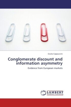 Conglomerate discount and information asymmetry...