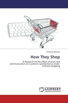 How They Shop als Buch von Priyanka Behrani