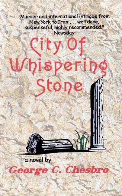 City of Whispering Stone als Taschenbuch