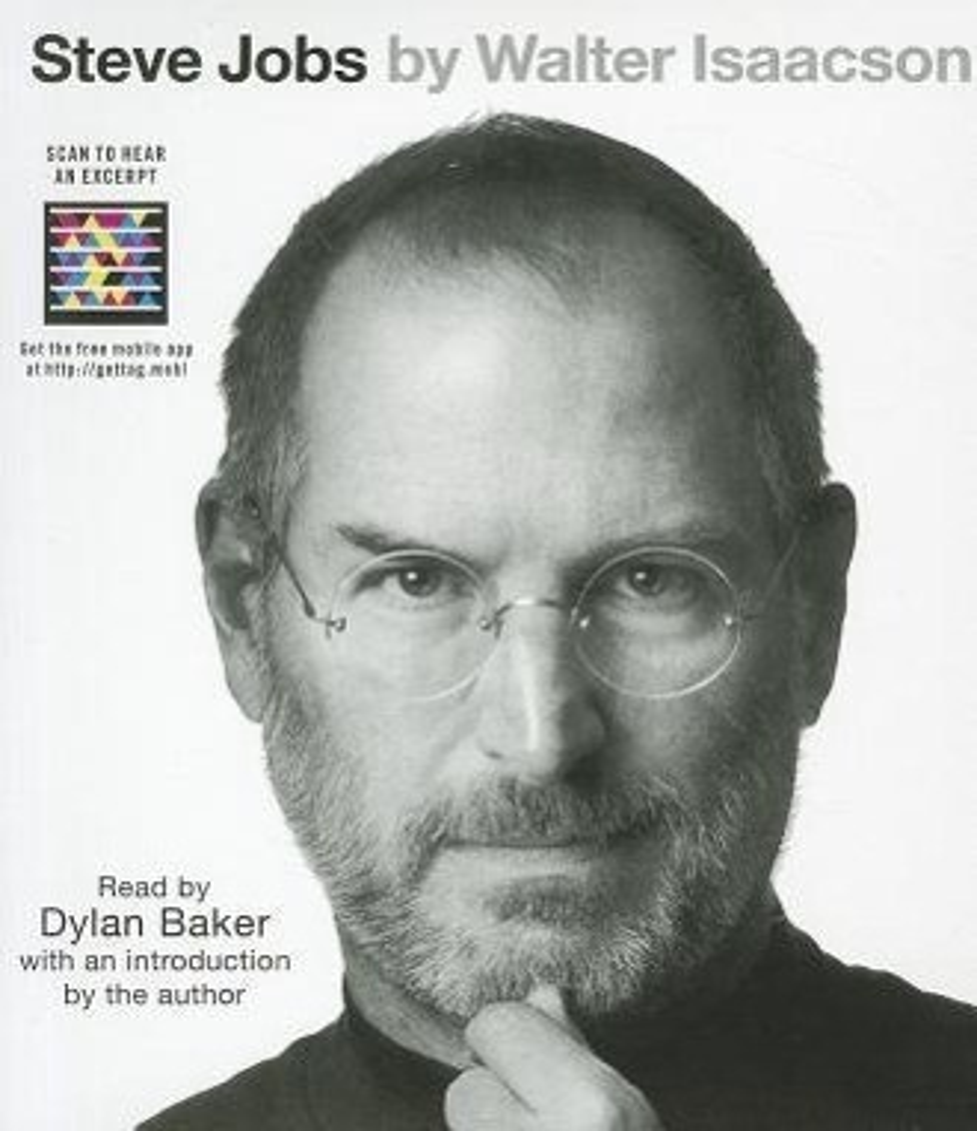 Steve Jobs als Hörbuch CD von Walter Isaacson