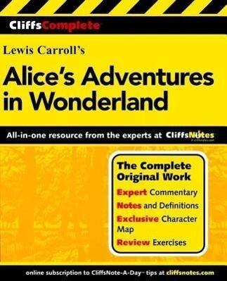 Alice in Wonderland als Buch