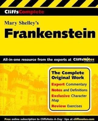 Shelley's Frankenstein als Buch
