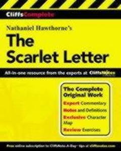 Cliffscomplete the Scarlet Letter als Taschenbuch