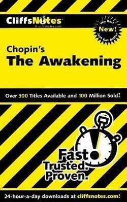 CliffsNotes, Chopin's the Awakening als Buch