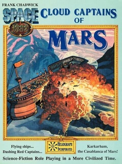 Cloud Captains of Mars & Conklin's Atlas of the Worlds als Taschenbuch