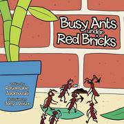 Busy Ants Under Red Bricks