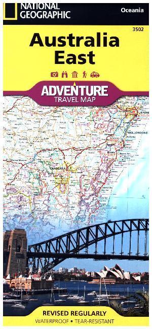 Australia, East als Buch von National Geographi...