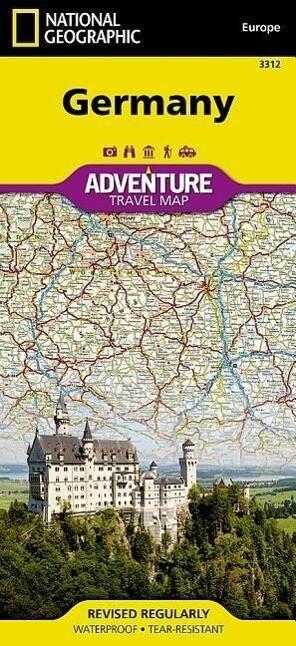 Germany als Buch von National Geographic Maps -...