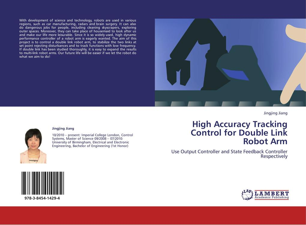 High Accuracy Tracking Control for Double Link ...
