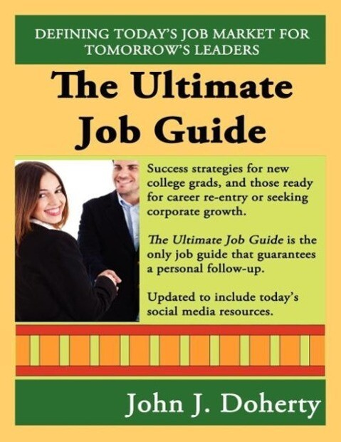 The Ultimate Job Guide - Second Edition als Tas...