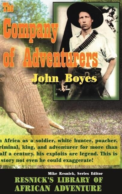 The Company of Adventurers als Buch
