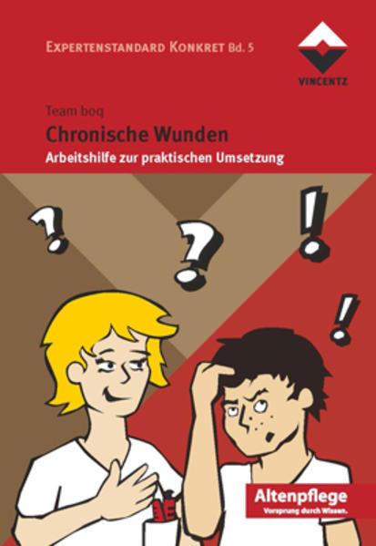 Chronische Wunden als Buch von Team boq