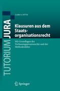 Klausuren aus dem Staatsorganisationsrecht