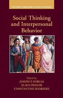 Social Thinking and Interpersonal Behavior als Buch (gebunden)