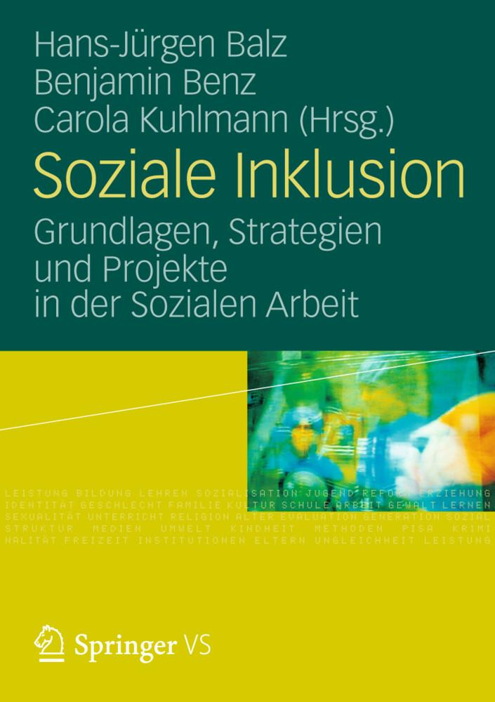 Soziale Inklusion als Buch von