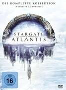 Stargate Atlantis - Die komplette Kollektion, 26 DVDs