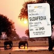 Eine Reise durch Südafrika, 1 Audio-CD