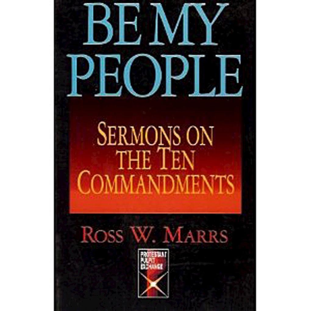 Be My People als eBook Download von Ross W. Marrs