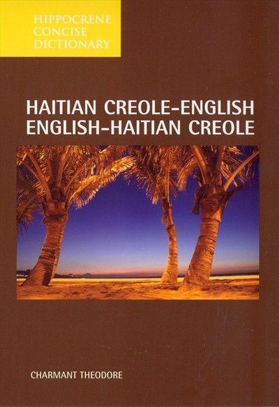 Haitian Creole-English/English-Haitian Creole Concise Dictionary als Taschenbuch