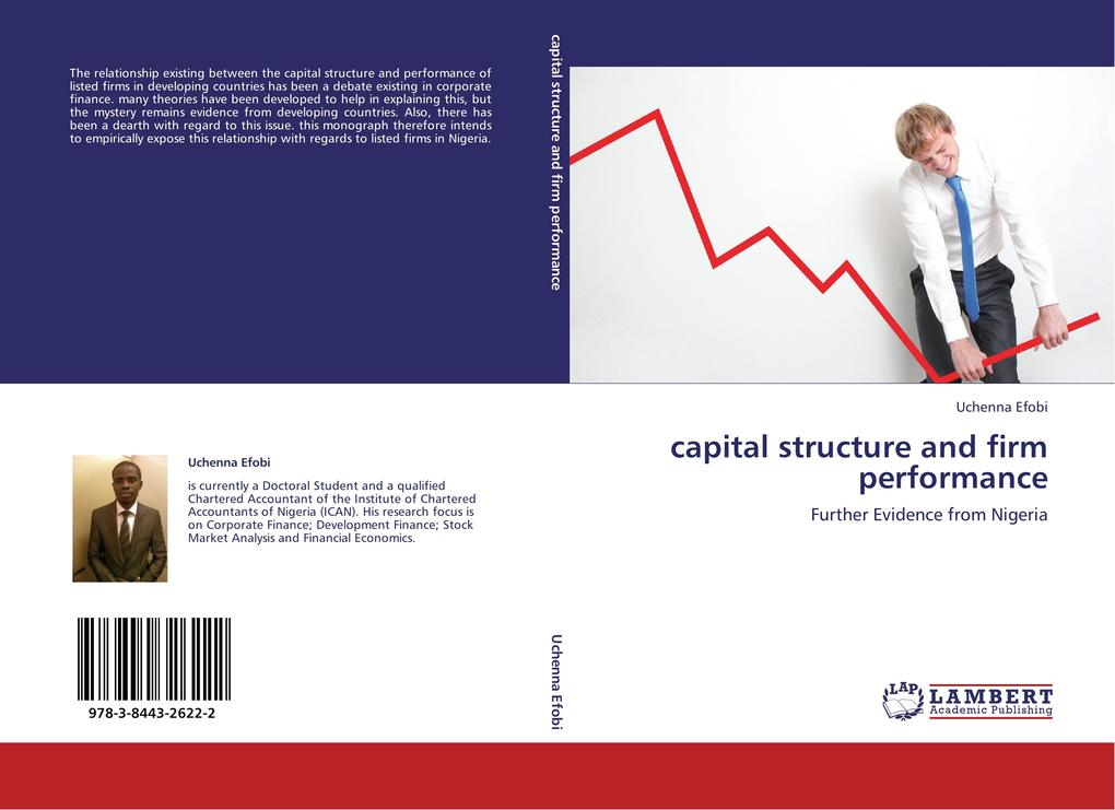 capital structure and firm performance als Buch...