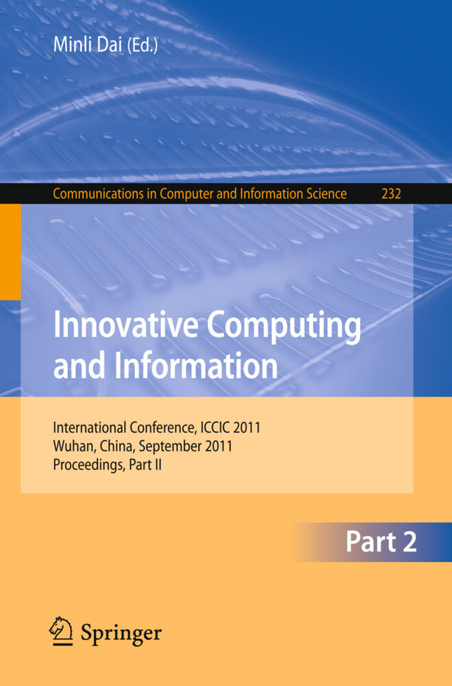 Innovative Computing and Information als Buch von
