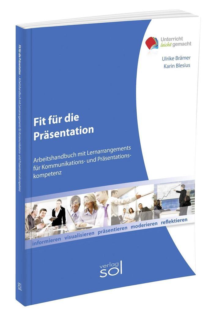 Fit für die Präsentation (Buch), Ulrike Brämer, Karin Blesius