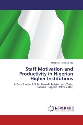 Staff Motivation and Productivity in Nigerian H...