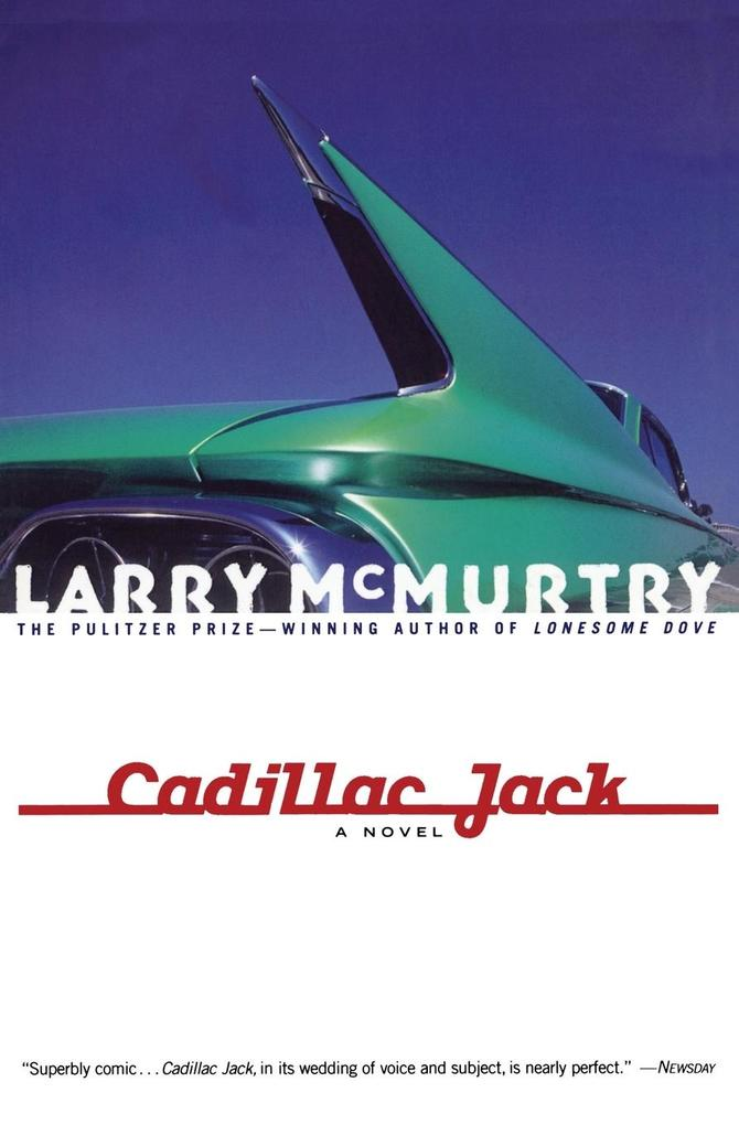 Cadillac Jack als Taschenbuch