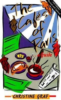 The Cafes of Paris als Taschenbuch