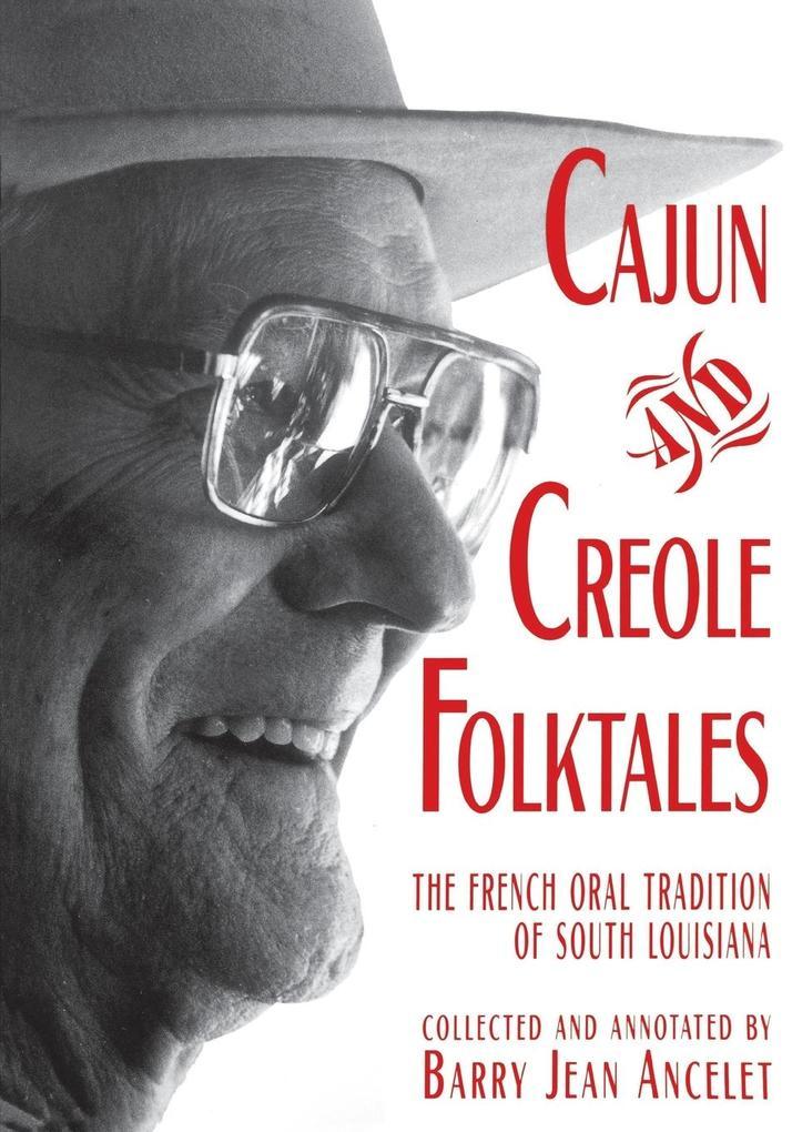 Cajun and Creole Folktales als Taschenbuch