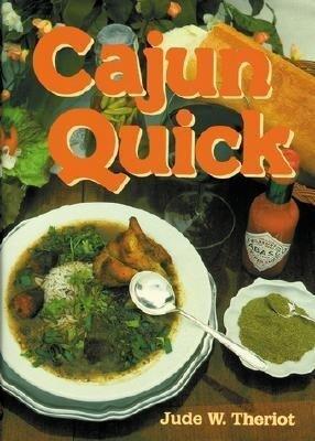 Cajun Quick als Buch