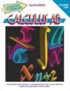 Calculus AB, Vol. 1 als Taschenbuch