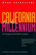 California in the New Millennium als Taschenbuch