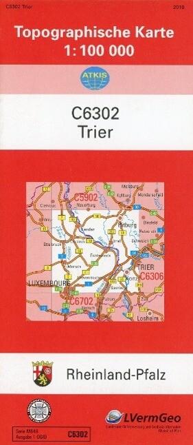 Trier 1 : 100 000 als Buch von Landesamt für Ve...