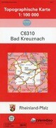 Bad Kreuznach 1 : 100 000