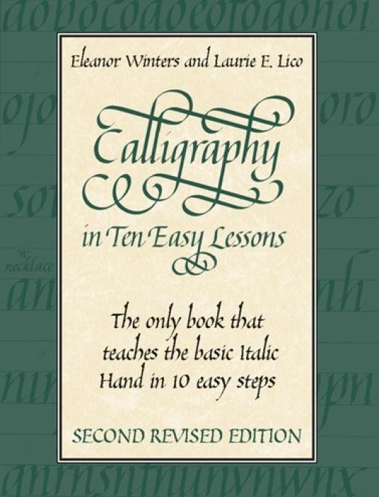 Calligraphy in Ten Easy Lessons als Buch