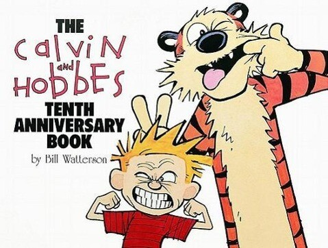 The Calvin and Hobbes Tenth Anniversary Book als Taschenbuch