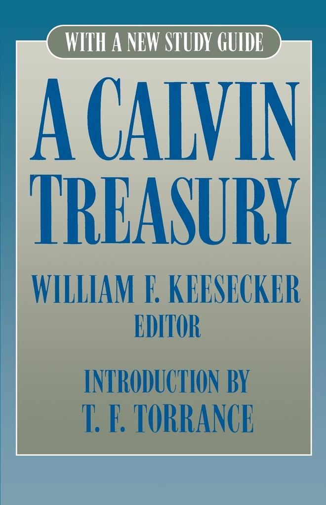 A Calvin Treasury als Taschenbuch