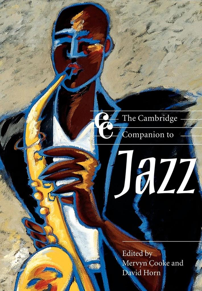 The Cambridge Companion to Jazz als Buch