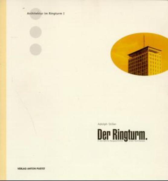 Der Ringturm als Buch von Adolph Stiller