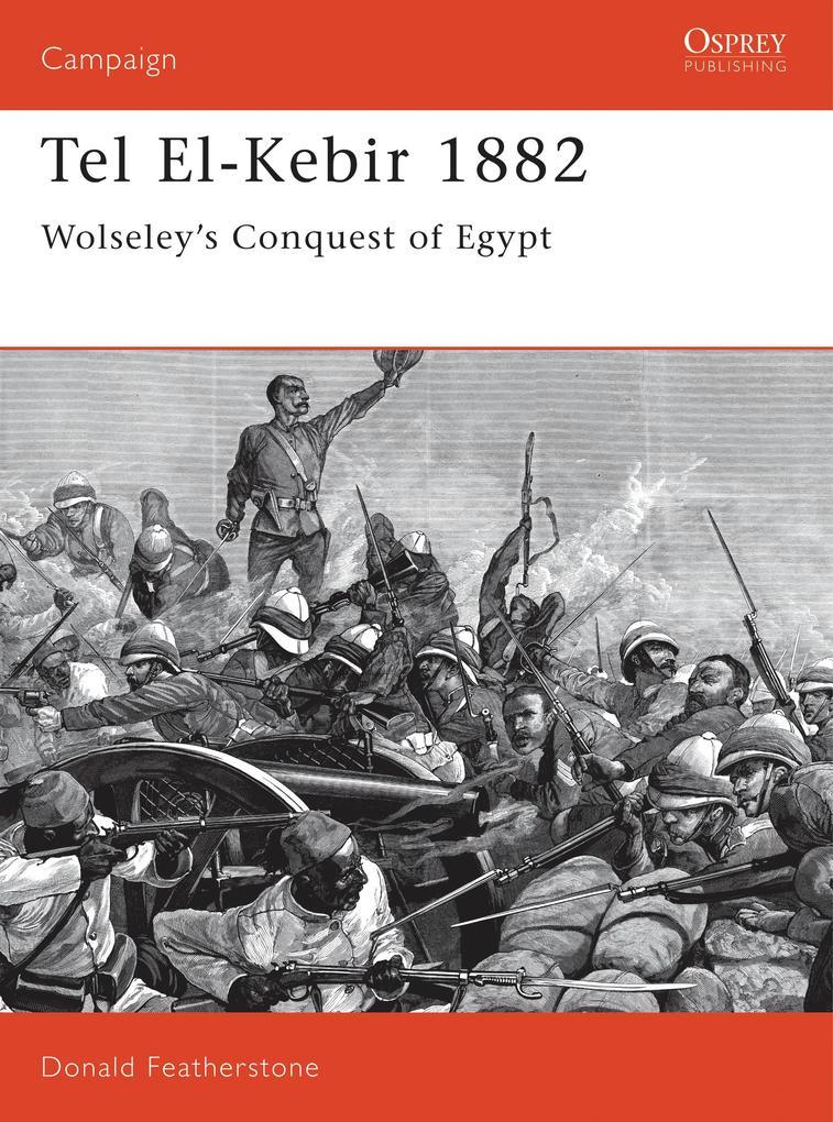 Tel El-Kebir, 1882 als Taschenbuch